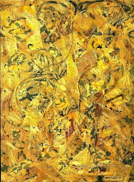 Abstract Expressionism Painting - Number 2 Abstract Expressionism