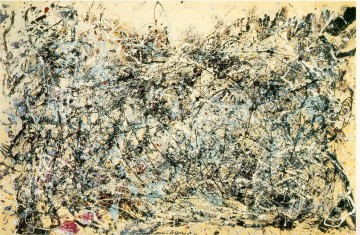 Abstract Expressionism Painting - No 1 Abstract Expressionism