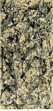 Famous Abstract Painting - cathedrl Abstract Expressionism