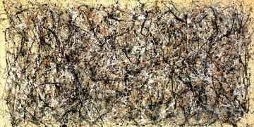 Famous Abstract Painting - one number Abstract Expressionism