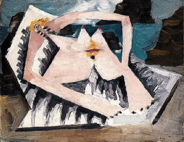 1928 Works - Baigneuse 5 1928 Cubism