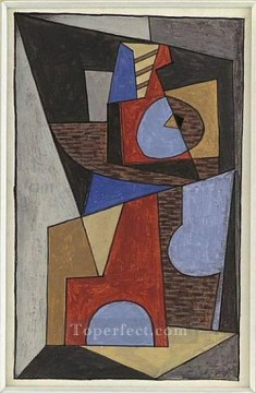 Cubism Oil Painting - Composition cubiste 1910 Cubism