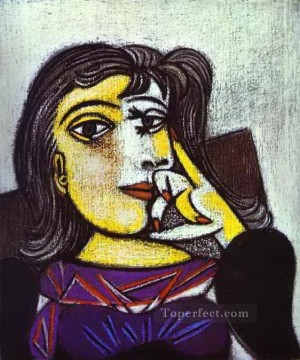 Dora Maar 1937 Cubism Oil Paintings