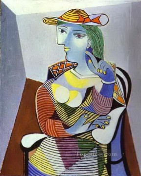 Marie Therese Walter 1937 Cubism Oil Paintings