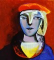 Marie Therese Walter 2 1937 Cubism
