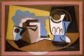 Nature morte 1 1924 Cubism