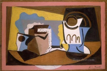 Nature morte 1 1924 Cubism Oil Paintings