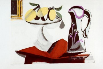 Nature morte 1 1936 Cubism Oil Paintings