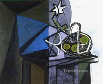 1918 Painting - Nature morte 1918 Cubism