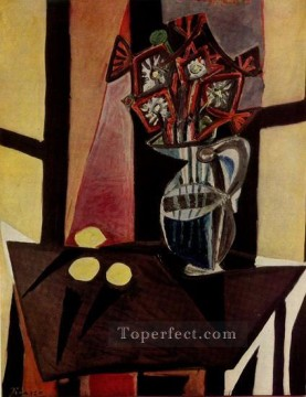 Cubism Oil Painting - Nature morte 2 1937 Cubism