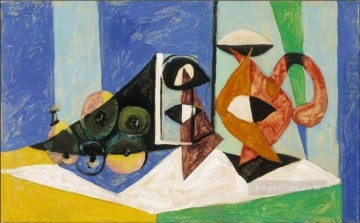 Nature morte 3 1937 Cubism Oil Paintings
