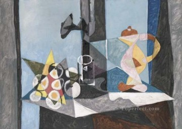 Nature Painting - Nature morte 3 1941 Cubism