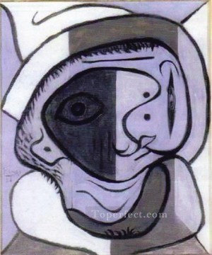Tete 1936 Cubist Oil Paintings