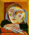 Femme a la fenetre Marie Therese 1936 Cubists