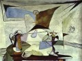 Still Life 1936 Cubists