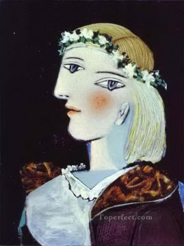 therese works - Marie Therese Walter 4 1937 Cubists