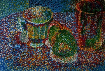 Nature morte 3 1919 Cubists Oil Paintings