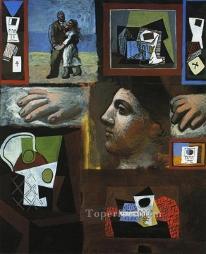 tudes 1920 Cubists Oil Paintings