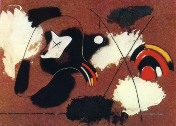 1936 Oil Painting - Painting 1936 Dada