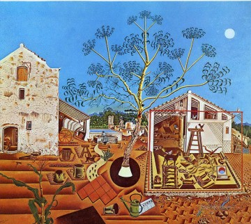 The Farm Dadaism Oil Paintings