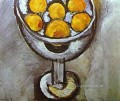 A vase with Oranges Fauvism