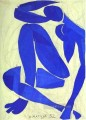 Blue Nude IV Fauvism
