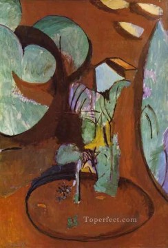Fauvism Works - Garden at Issy Fauvism