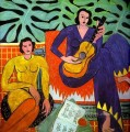Music Fauvism