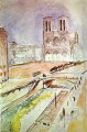 NotreDame Fauvism