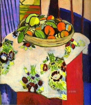 Fauvism Works - Still Life with Oranges Fauvism