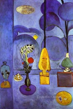 Fauvism Works - The Blue Window Fauvism