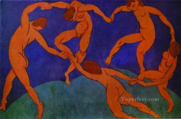 The Dance Fauvism Oil Paintings