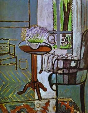 The Window 1916 Fauvist Oil Paintings