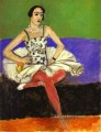 The Ballet Dancer La danseuse c 1927 Fauvist
