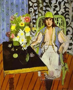 The Black Table 1919 Fauvist Oil Paintings