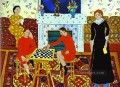 The Painter s Family 1911 Fauvist