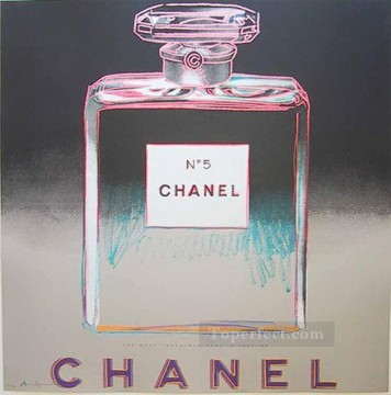 Pop Painting - Chanel No 5 POP