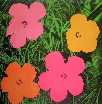 Pop Painting - Flowers POP