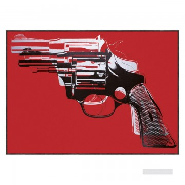 Gun 3 POP Oil Paintings