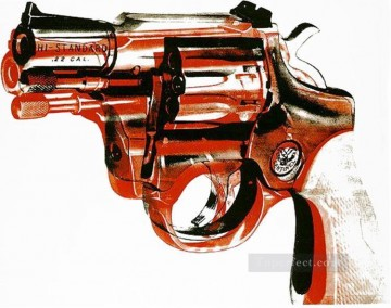 Gun 7 POP Oil Paintings