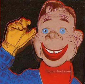 Howdy Doody POP Oil Paintings