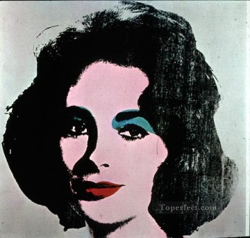 Liz Taylor POP Oil Paintings