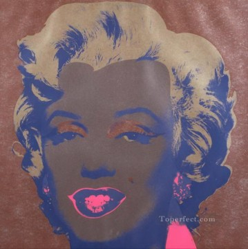 Marilyn Monroe 4 POP Oil Paintings
