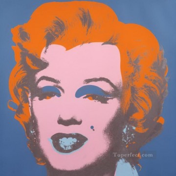 Marilyn Monroe 5 POP Oil Paintings