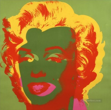 Marilyn Monroe 6 POP Oil Paintings