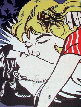 Pop Painting - kiss 2 POP