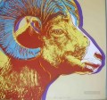 Bighorn Ram Endangered Species 2 POP Artists