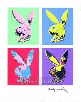 Pop Painting - Bunny Multiple POP Artists