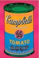 Campbell Soup Can Tomato POP Artists