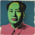 Mao Zedong 3 POP Artists
